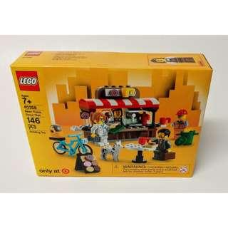 🚚 LEGO Bean There Donut That Target Exclusive 40358