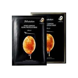 🚚 JM Solution Honey Luminous Royal Propolis Mask