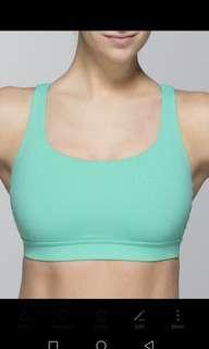 Brand New With Tag Lululemon Energy Bra Bali Breeze Size 4