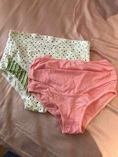 Maternity panties