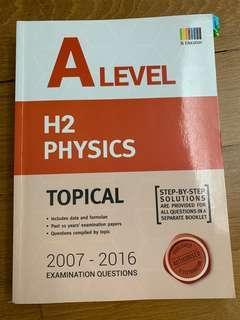 A level H2 physics TYS