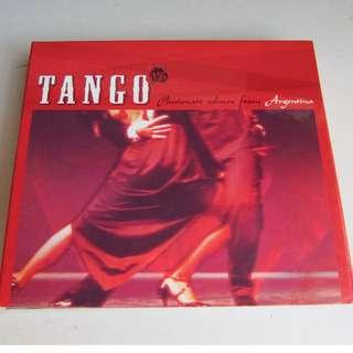 2CD-TANGO MUSIC-PASSIONATE COLOURS FROM ARGENTINA..阿根廷探戈音樂