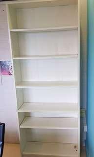 Ikea Book shelves.