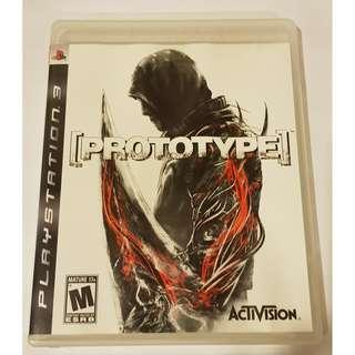 PS3 Prototype (R1)