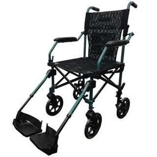 HappyWheels Travel Chair - Teal