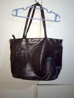 Dark Brown Shoulder Bag
