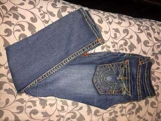 True Religion Jeans (Sz 29)
