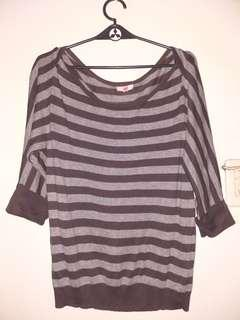 Sweatshirt/Blouse(size Large)
