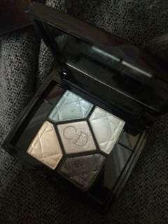 Dior Eyeshadow Palette Quad