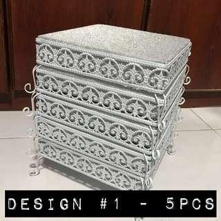Dulang hantaran / wedding tray (sewa / rent)