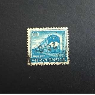 India used old stamp