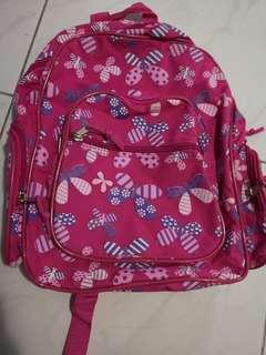 Wish Pink Backpack for girls