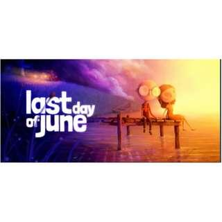 Last Day of June (Award winning game of the year 2017) Retails $20