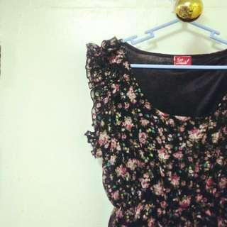 Get laud floral dress