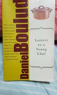 Letters To A Young Chef (Daniel Boulud)