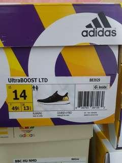 Ultra boost 2.0 Gold Medal 2018 Rare Size