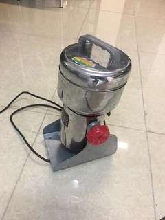 家用專業中药材磨粉機/研磨機