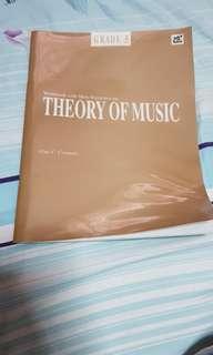 Music Theory Workbook (Grade 5 ABRSM)