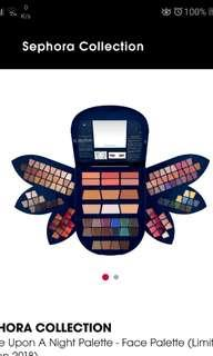 Sephora Collection - Once Upon A Night Palatte