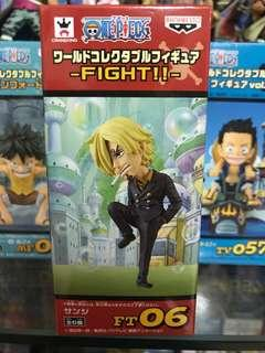 One Piece WCF FT06 sanji