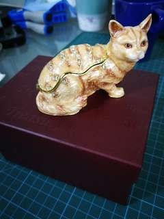 Tabby Cat (Treasurine TR243) from South Africa Cape Town