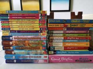 Super DEAL! Kids books (8-12 Yr) from 50cts