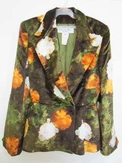 Christian Dior authentic silk blazer