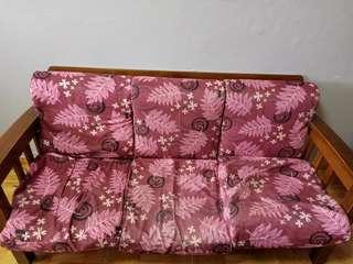 * BLESSING* Wooden Sofa