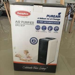 EuropAce Air Purifier EPU 81P