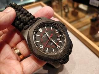 瑞士 Victorinox Swiss Army 241776 I.N.O.X. Carbon Watch