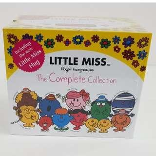 LITTLE MISS THE COMPLETE COLLECTION - 37 BOOKS SET