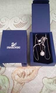 Swarovski White Pendant Necklace