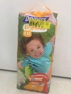 Diapers drypers drypantz
