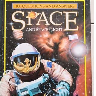 🚚 100 Questions and Answers - Space and Spaceflight