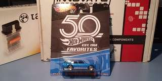 Hot Wheels 50th Favourites 510 Datsun Wagon
