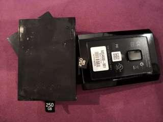 Harddisk for Xbox 360 SLIM