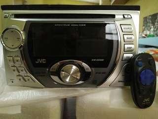Audio player mobil merk JVC