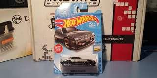 US Card Hot Wheels Nissan Skyline R30 Grey