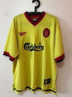 Vintage Liverpool Away Jersey - Season 1997/98