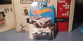 Hot Wheels Nissan Skyline 2000 GT-X hakosuka