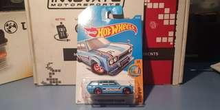 Hot Wheels Datsun 510 Wagon
