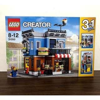 31050 - LEGO 31050 Corner Deli