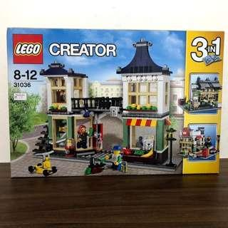 31036 - LEGO Creator Toy & Grocery Shop