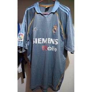 售 貨品名稱:皇家馬德里 皇馬 adidas 球衣 (nike 足球 球會 波衫 球衣)