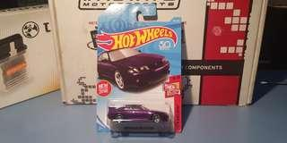 US Card Hot Wheels Nissan Skyline Gtr R33