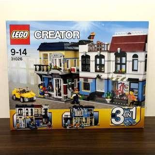 31026 - LEGO Creator Bike Shop & Cafe