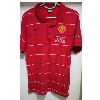 曼聯 Manchester United nike polo (adidas 足球 球會 波衫 球衣)