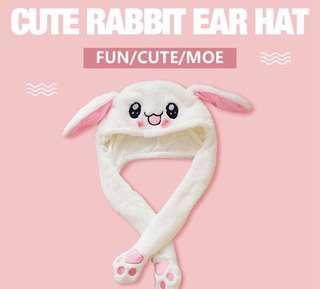 Moving rabbit ears