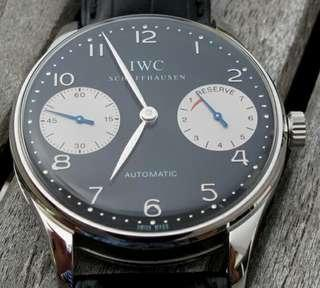 IWC 2000 or 1st 5000 movement