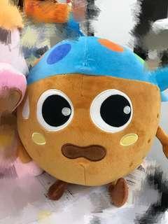 「麥兜.出走的魚蛋」原創角色 魚蛋弟弟 海洋公園